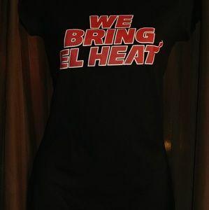 🌻We bring El Heat tshirt